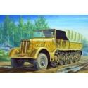 Trumpeter 07203 Сборная модель 18-тонного транспортера FAMO Sd Kfz 9 (1:72)