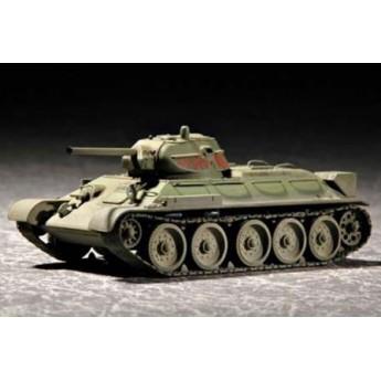 Модель танка Т-34/76 мод 1942 г. (1:72)