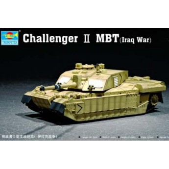 "Модель танка ""Челленжер"" II (Ирак) (1:72)"