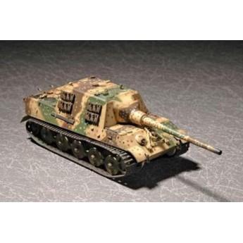 """Модель САУ Sd.Kfz.186 """"Ягдтигр"""" (Хеншель) (1:72)"""