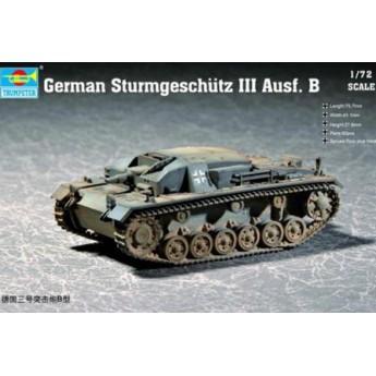 "Модель САУ ""Штурмгешютц"" III Ausf.B (1:72)"