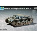 """Trumpeter 07256 Сборная модель САУ """"Штурмгешютц"""" III Ausf.B (1:72)"""