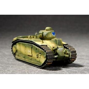 Модель танка B1 (1:72)
