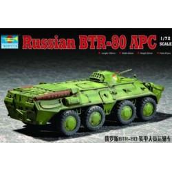 Модель советского БТР-80 АПЦ (1:72)