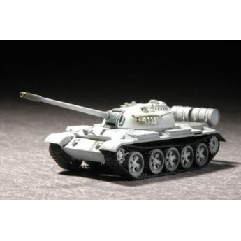 Trumpeter 07282 Сборная модель танка Т-55 (1:72)