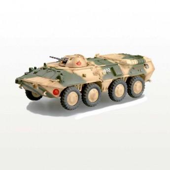 Easy Model 35018 Готовая модель БТР-80 Российская армия 1994 г (1:72)