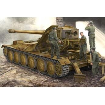 "Trumpeter 05523 Сборная модель САУ ""Крупп"" 128-мм Pak44 (1:35)"