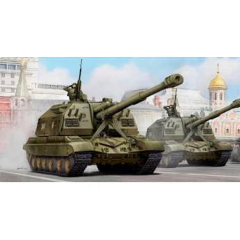 """Модель российской самоходной установки 2С19 """"Мста"""" 152мм (1:35)"""