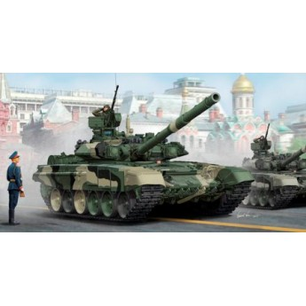 Модель танка Т-90А (1:35)
