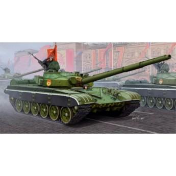 Модель танка Т-72Б (1:35)