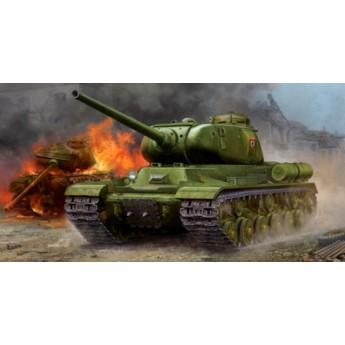 Trumpeter 05587 Сборная модель танка ИС-1 (1:35)