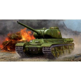 Модель танка ИС-1 (1:35)
