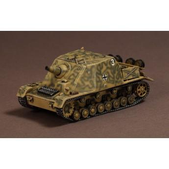 "WarMaster TK0022 Готовая модель САУ Sturmpanzer IV ""Brummbär"" (SD KFZ 166) (1:72)"