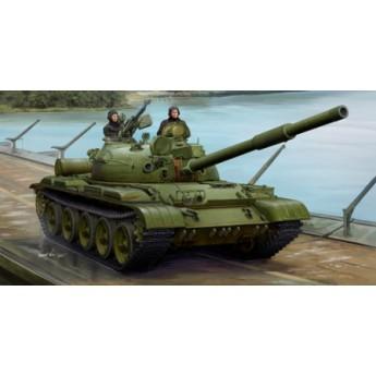 Модель танка Т-62 мод.1975(мод.1972+КТД2) (1:35)
