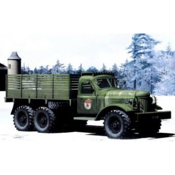 Модель автомобиля ЗИЛ-157 (1:72)