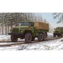 Trumpeter 01012 Сборная модель автомобиля URAL-4320 Truck (1:35)