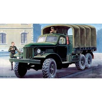 Модель автомобиля ЗИЛ-157 (1:35)