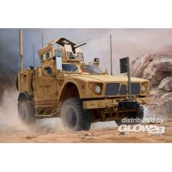 Trumpeter 00930 Сборная модель автомобиля US M-ATV MRAP (1:16)