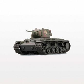 Easy Model 36292 Готовая модель танка КВ-1 мод 1942 г (1:72)