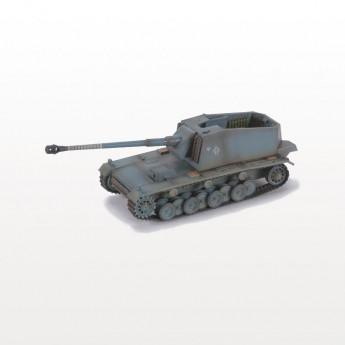 """Модель САУ 128-мм L/61 """"Штурер Эмиль"""" (1:72)"""