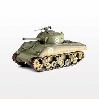 Модель танка M4A3, Нормандия, 1944 г. (1:72)