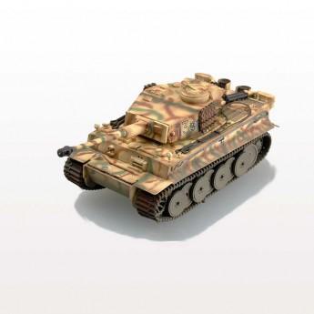 Модель танка Tiger I (ранний), Курск, 1943г. (1:72)