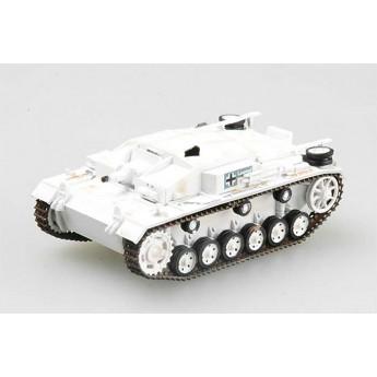 Easy Model 36142 Готовая модель САУ StuG III Ausf E Россия зима 1942/43 гг (1:72)
