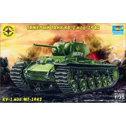 Моделист 303527 Модель танка КВ-1, модель 1942 г (1:35)