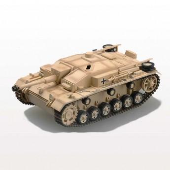 Easy Model 36148 Готовая модель САУ StuG III Ausf F/8 Stug-Abteilung 90 1942 г (1:72)