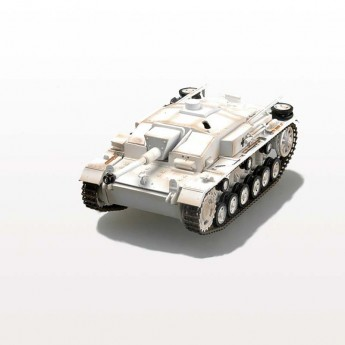 "Easy Model 36145 Готовая модель САУ ""Штурмгешютц"" III Ausf F Россия 1942 г (1:72)"