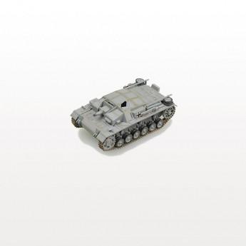Easy Model 36139 Готовая модель танка Stug III Ausf C/D Sonder Verband 288 Africa 1942 (1:72)