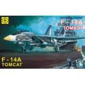 """Моделист 207204 Сборная модель палубного самолета F-14A """"Томкэт"""" (1:72)"""