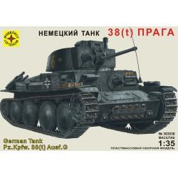 "Моделист 303538 Модель танка 38(t) ""Прага"" (1:35)"