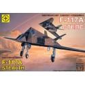 """Моделист 207211 Сборная модель самолета-невидимки F-117А """"Стелс"""" (1:72)"""