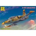 Моделист 207243 Сборная модель самолета Л-39 Альбатрос (1:72)