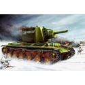 Trumpeter 00311 Сборная модель танка КВ-2 с башней МТ-1 (1:35)