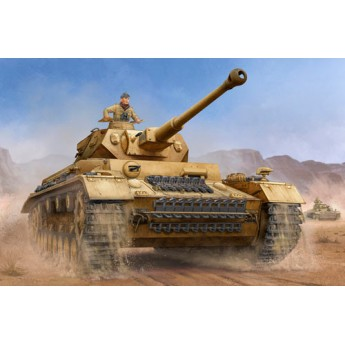 Модель танка Pzkpfw IV Aisf.F2 (1:16)