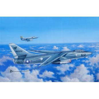 Модель самолета ЕКА-3В Скайуорриор (1:48)