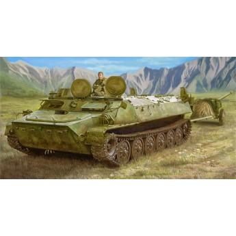 Модель БТР советский МТ-ЛБ (1:35)