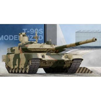 Модель танка Т-90МС (1:35)
