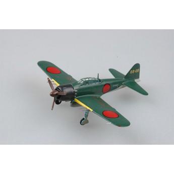 """Easy Model 36351 Готовая модель самолета A6M5 """"Zero"""" 203-я эскадра Танимицу Кагошима 1945 г (1:72)"""