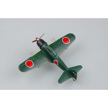 """Модель самолета """"Зеро"""", Йокосука, 1945 г. (1:72)"""