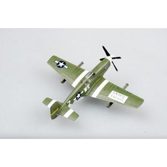 Модель самолета P-51B Генри Браун (1:72)