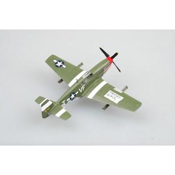 Модель самолета P-51D 336FS (1:72)