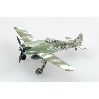Easy Model 36362 Готовая модель самолета Fw190 A-8 Дурт Булигин JG2 лето 1944 г (1:72)