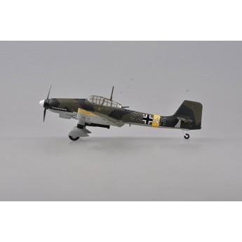 Модель самолета Ju87D-1st G-3,1943г. (1:72)