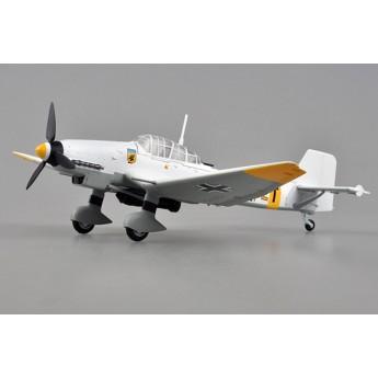 Easy Model 36387 Готовая модель самолета Ju87D-3 9/StG 77 1943 г (1:72)