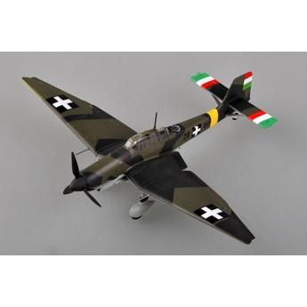 Модель самолета Ju87D-5 102./1 1943 (1:72)