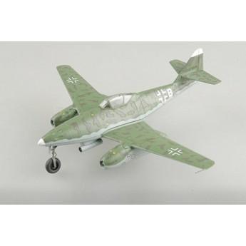 Easy Model 36405 Готовая модель самолета Me-262A-2a база на Рейне 1944 г (1:72)