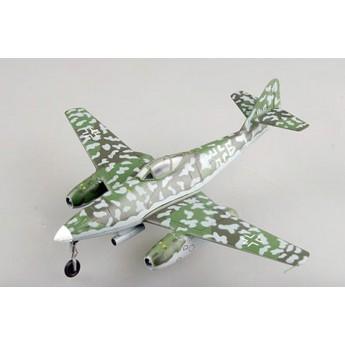 Easy Model 36408 Готовая модель самолета Me-262A-2a KG51 (1:72)